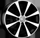 Кованый диск Slik модель L55