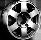 Кованый диск Slik модель L22