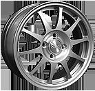 Кованый диск Slik модель L549