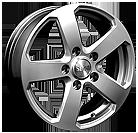 Кованый диск Slik модель L89