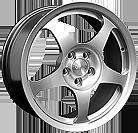 Кованый диск Slik модель L192