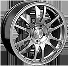 Кованый диск Slik модель L194