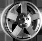 Кованый диск Slik модель L711